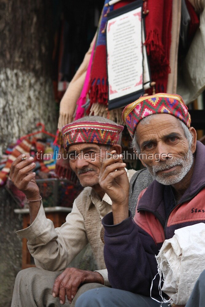 kullu style. india by tim buckley | bodhiimages