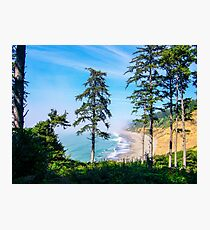Agate Beach, Patricks Point State Park, Humboldt County, California Photographic Print