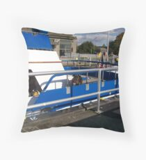 Dog Onboard  Throw Pillow