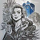 The Thirteenth Doctor by Raine  Szramski