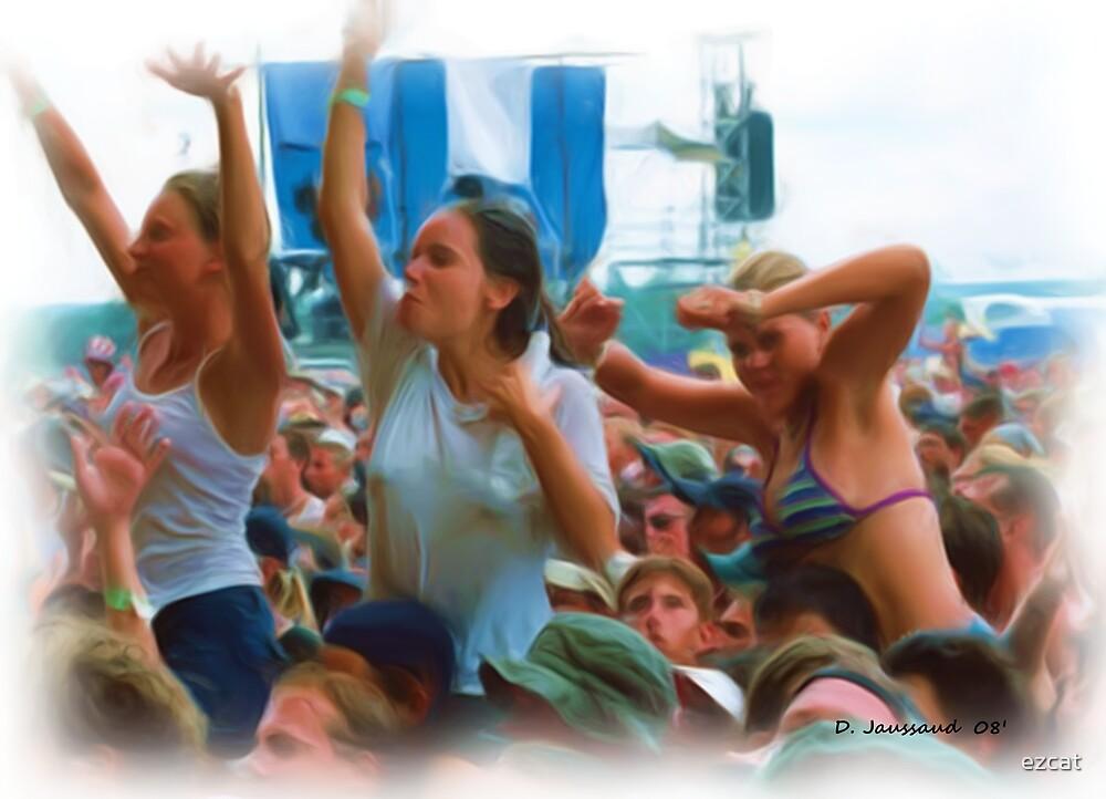 Woodstock by ezcat