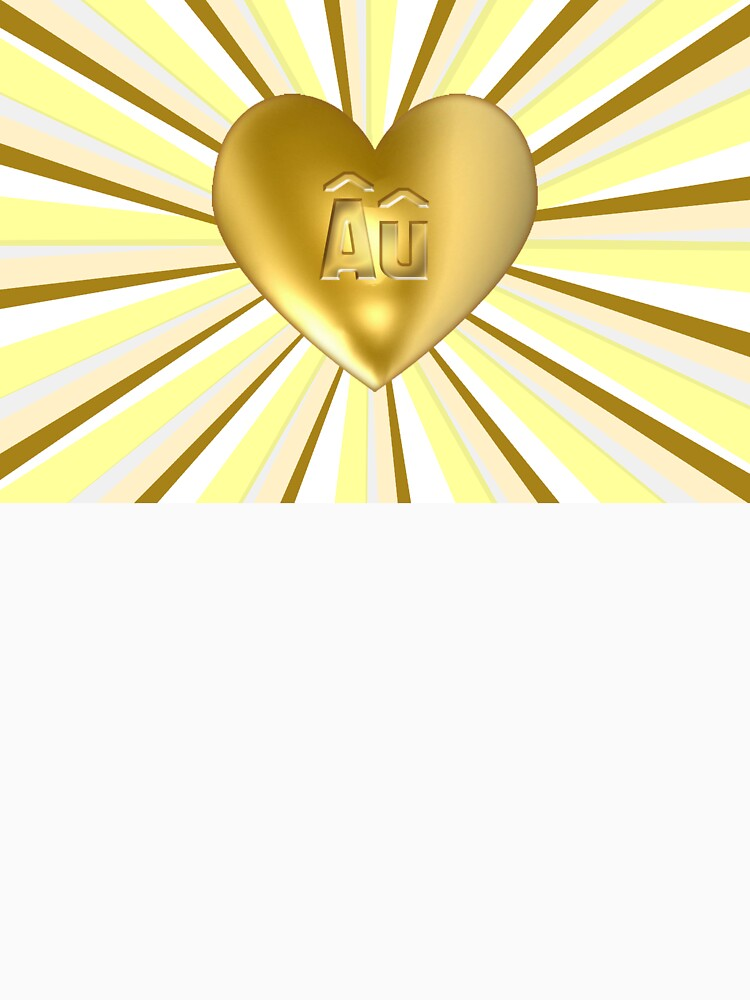 Golden Hearted by -Au-