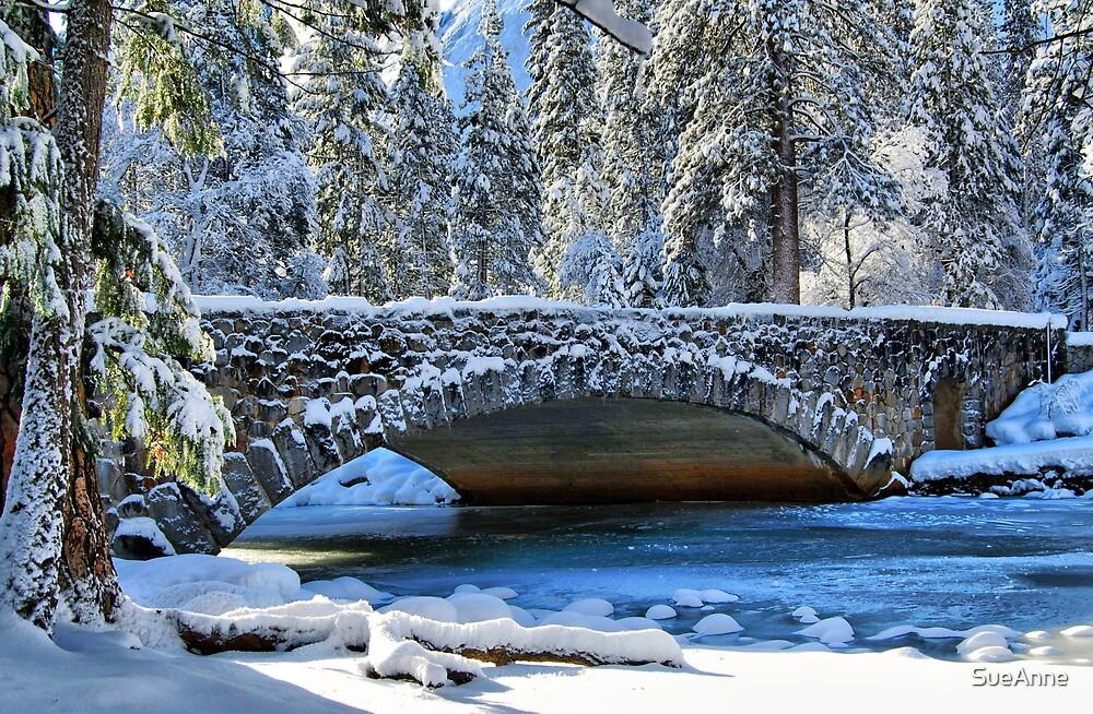 Yosemite #4 by SueAnne