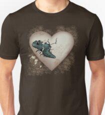 Love Sea Turtles - Egg Heart Unisex T-Shirt