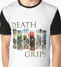 Death Grips - Bionicle Toa Mata Graphic T-Shirt