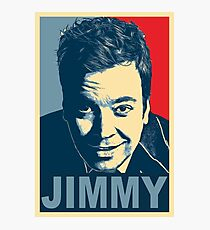 Jimmy Fallon  Photographic Print