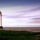 New brighton lighthouse  by Jon Baxter