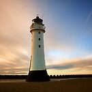 New Brighton lighthouse  (nd 3.0)  80secs  by Jon Baxter