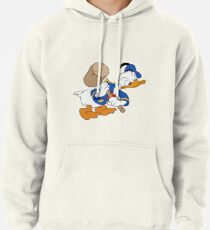 Donald Duck Pullover Hoodie