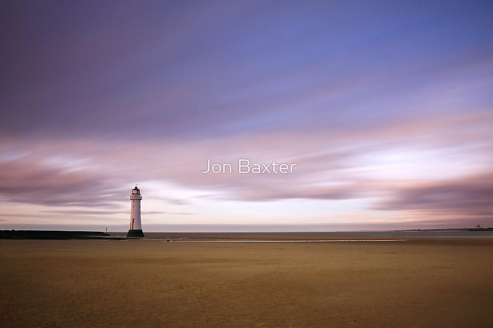 Stands alone . by Jon Baxter