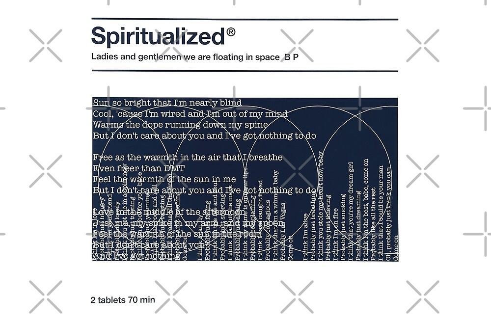I think I'm in love – Spiritualized by DAstora
