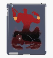 Red Genie iPad Case/Skin