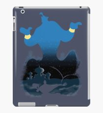 Blue Genie iPad Case/Skin