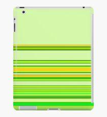 Key Lime Green Ribbon iPad Case/Skin