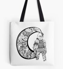 Be your own knight Tote Bag