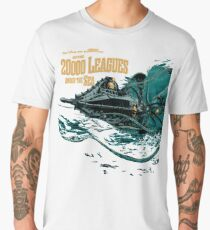 20000 leagues under sea JV  Men's Premium T-Shirt