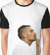 Nick Kyrgios Graphic T-Shirt