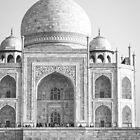 Taj Mahal - Monochrome by Neha  Gupta