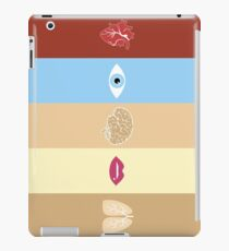 Human Body Minimalism iPad Case/Skin