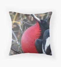 Great Frigate Throw Pillow