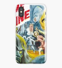 Vintage movie poster iPhone Case