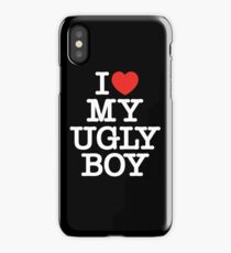 Die Antwoord - I Love My Ugly Boy iPhone Case