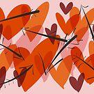Hearts and Arrows by Michael Pfleghaar