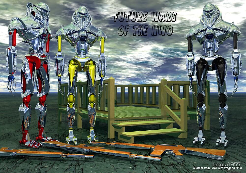 """""""Future Wars Of The NWO"""" by dakota1955"""