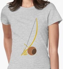 Berimbau 1. Women s Fitted T-Shirt 47fdc59dd