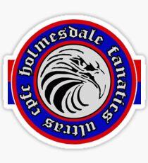 CPFC Holmesdale Fanatics 2017 Palace Ultras  Sticker