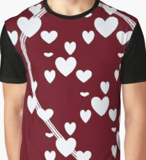 Bursting with Love  Graphic T-Shirt
