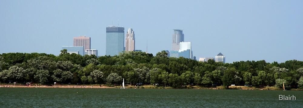 Minneapolis by Blairh