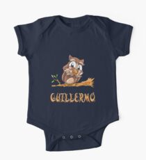Guillermo Owl One Piece - Short Sleeve