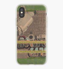 Rough Craft Giraffe iPhone Case