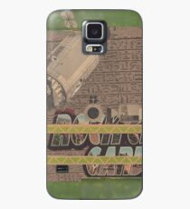 Rough Craft Giraffe Case/Skin for Samsung Galaxy