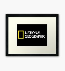 National Geographic Merchandise Framed Print