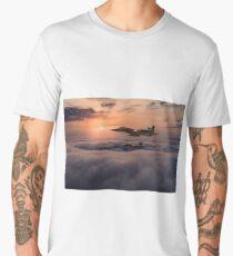 382dbfb2e8 Camiseta premium para hombre Águilas en vuelo