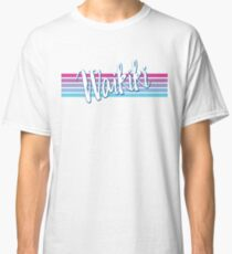 Waikiki Vintage Retro 70s Throwback Classic T-Shirt