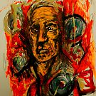 The Man Abstract by Extreme-Fantasy