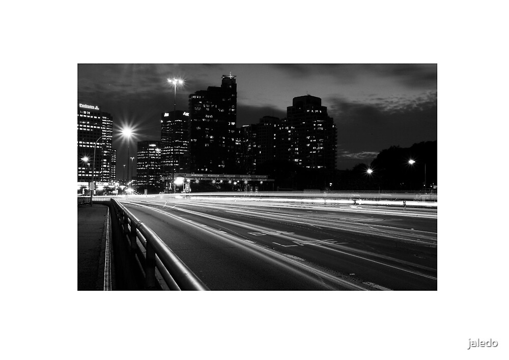 Getting Home Quickly by jaledo