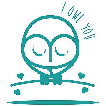 I owl you by martyz7