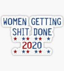 Women 2020 Sticker