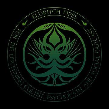 Eldritch Pipes Sigil (poison) by Deefurdee