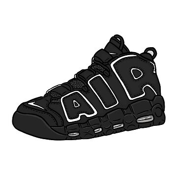 Nike Air More Uptempo by pabloqsd