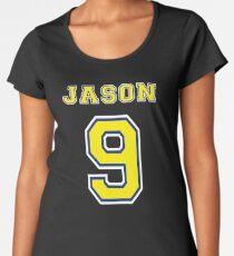 Jason Football Tee Shirt #9 - Riverdale Women's Premium T-Shirt
