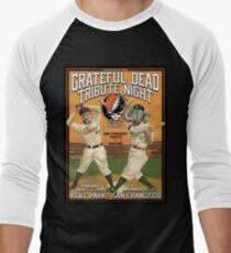 Grateful Dead Tribute Night San Francisco Giants vs Oaklan Athletics Men's Baseball ¾ T-Shirt