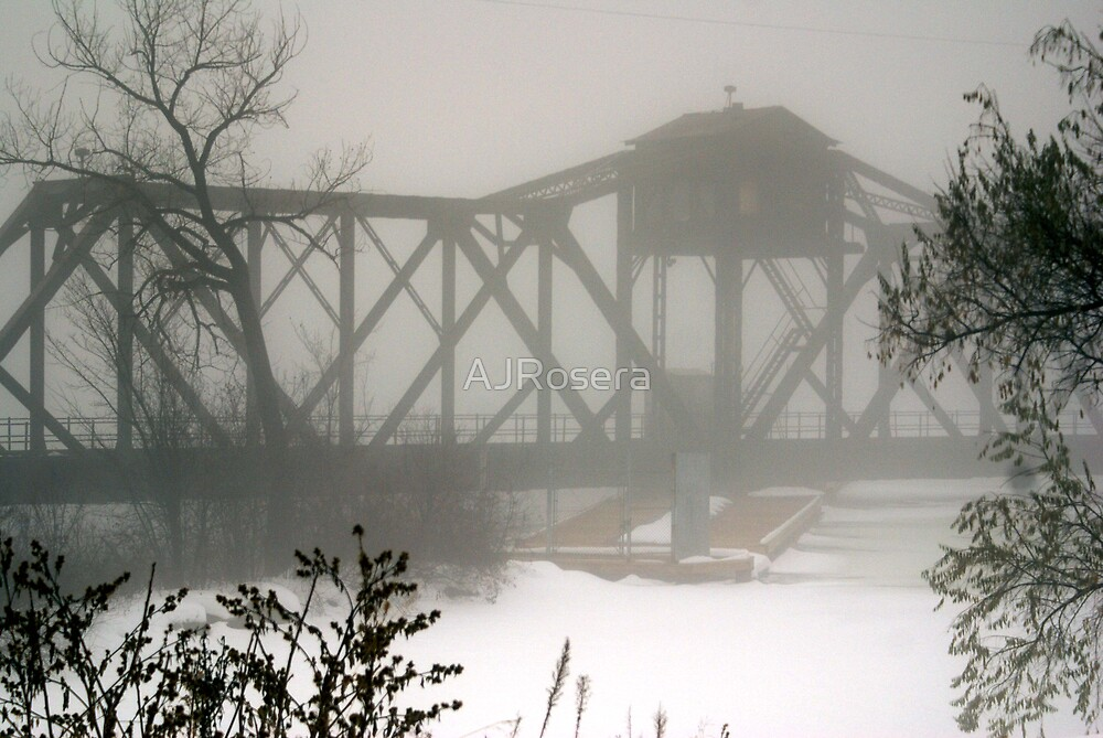 Hunted Bridge by AJRosera