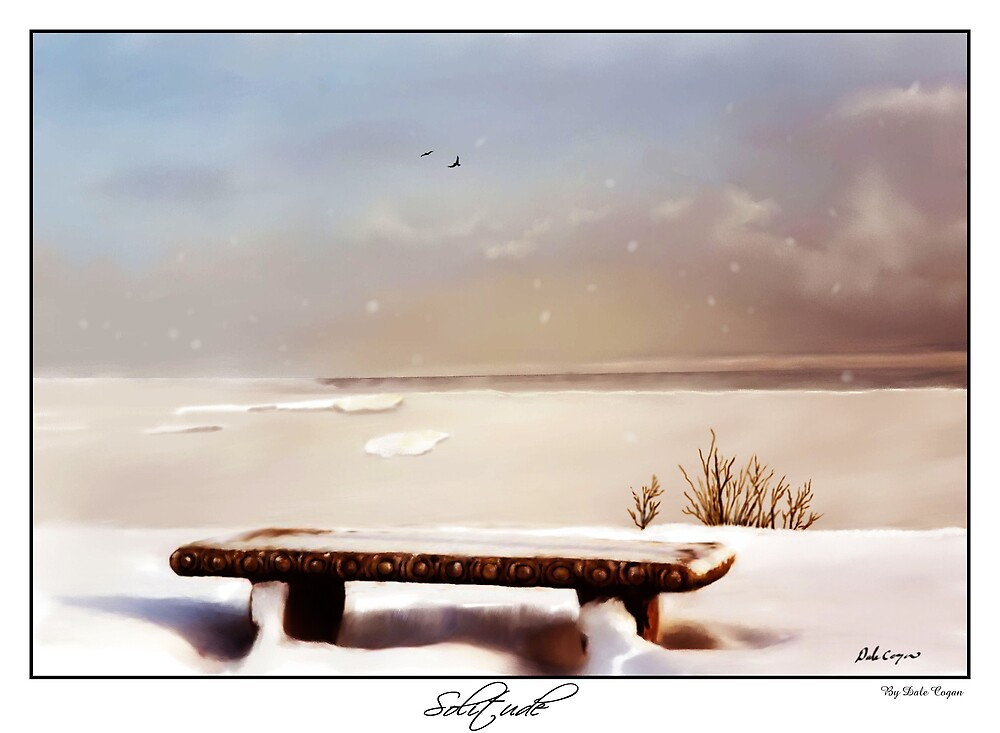 solitude by Dale Cogan