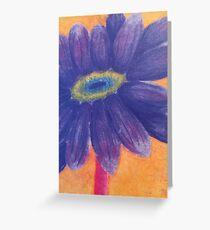 Ashleigh's Gerbera Daisy Greeting Card