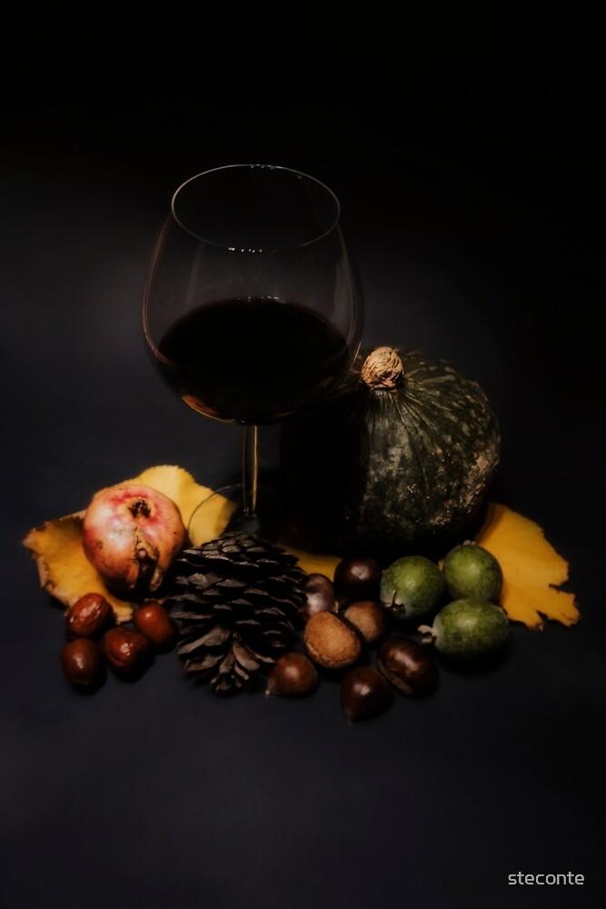 Autumn by steconte